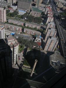 vue depuis le 38è étage!