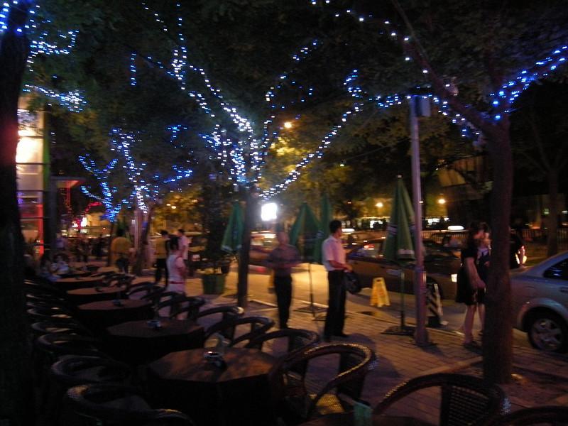 les bars de Sanlitun