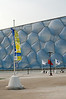 The Beijing National Aquatics Centre (the Water Cube)