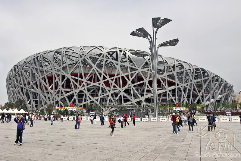 Beijing Olympics 2008 Birdnest