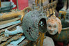 Iron masks and helmets