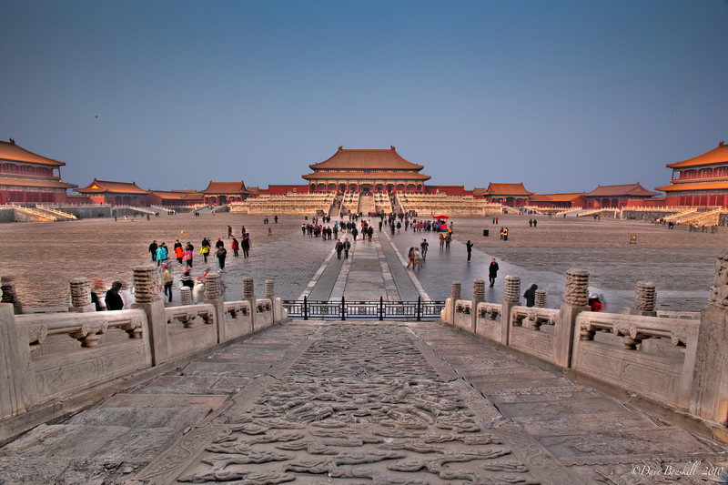 Things to do in China, The Forbidden City
