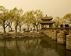 Willows in the Rain, Summer Palace, Beijing, China