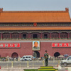Tiananmin Square - Entrance to Forbidden City