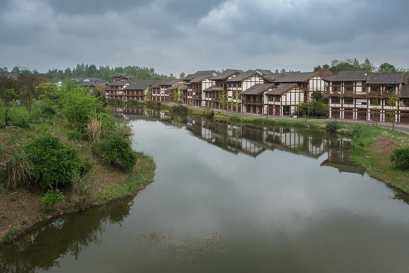 Buddhist's Village