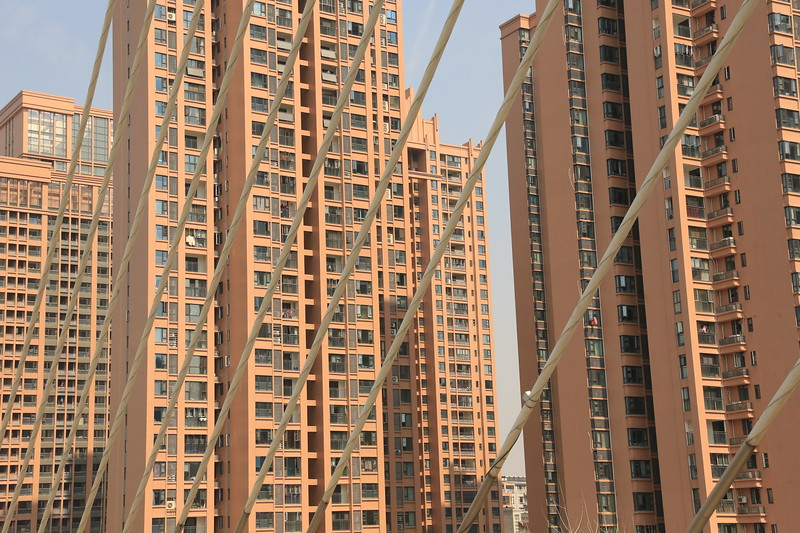 Chinese high rise housing