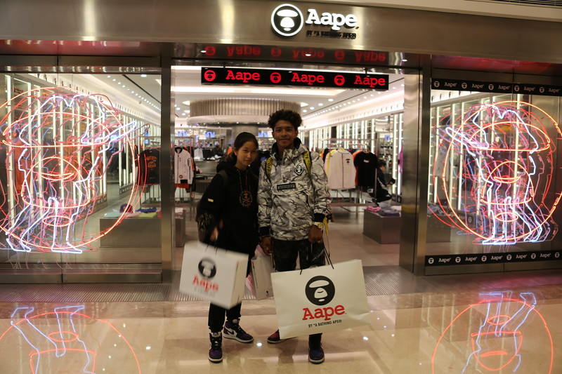 Going ape over Aape