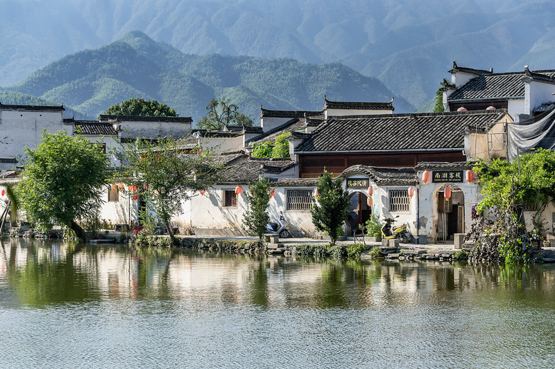 Hongcun Ancient Town