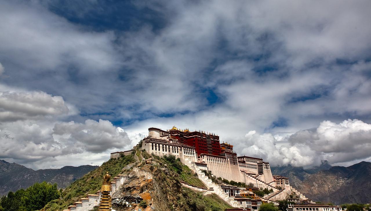 Potala Palace, Tibet(布达拉宫)