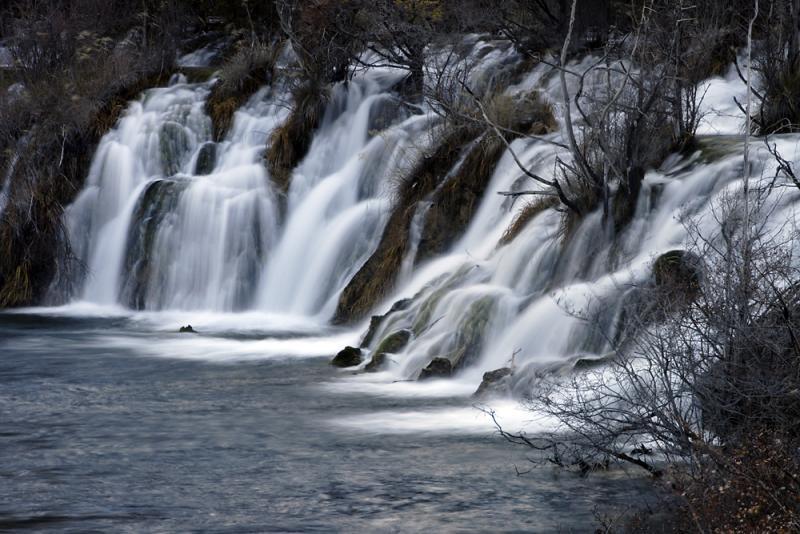 Shuzheng Falls at JiuZhaiGou, Si Chuen Province, China
