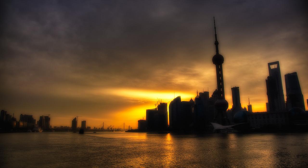 Good morning Shanghai!
