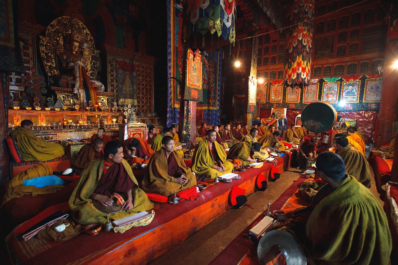 Sajia Monastery(萨迦寺)
