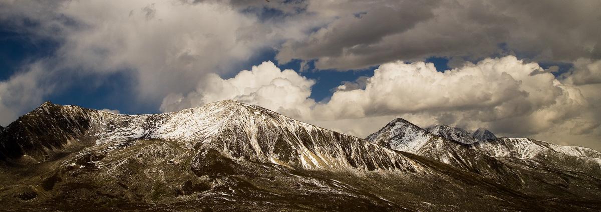 Mt. Gongga