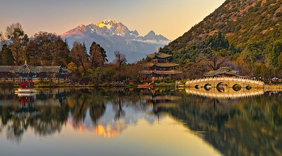 Black Dragon Pool, LiJiang, China