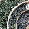 Three Stages of Oolong Manufacture
