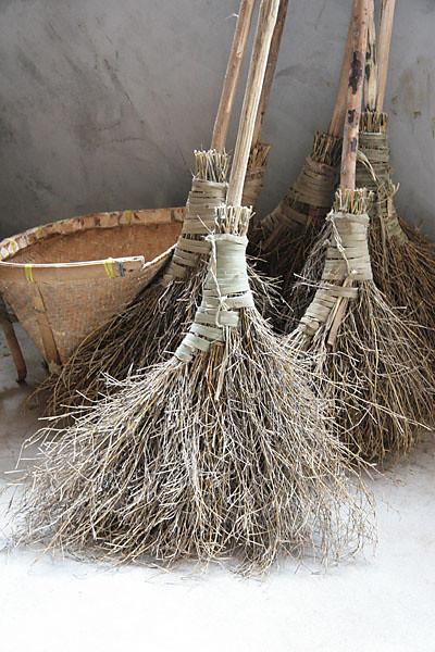 Hand-tied Brooms