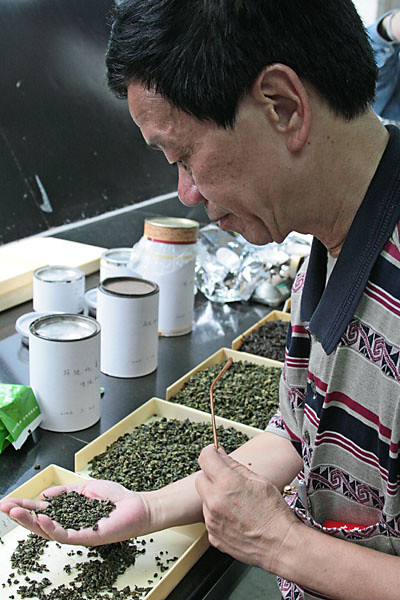 Evaluating Different Batches of Oolong