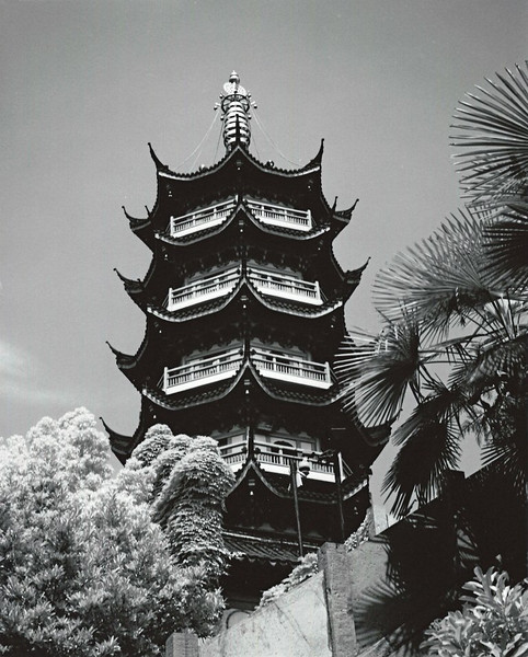 Nanjing, Ji Ming Si Temple