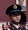 Guard, Forbidden City (Pentax)