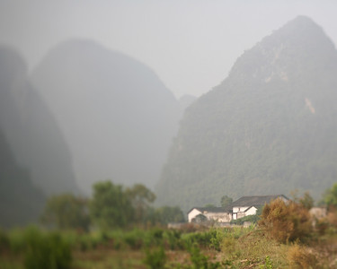 Farm House, Yang Shuo, China