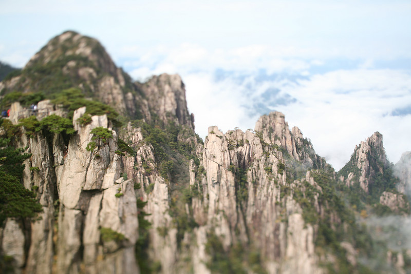 Yellow Mountain, Huangshan, China