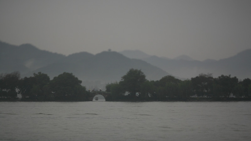Bridge, West Lake, Hangzhou, China