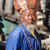 Every Naxi village has a Dongba, or village shaman.  The Dongbas are the repositories of the Naxi people's history, culture, and language.  Unfortunately, most Dongbas are old and very few young men are in training to become Dongbas.