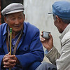 "<a href=""http://nomadicsamuel.com/photo-blog/drinking-tea-dali-china"">http://nomadicsamuel.com/photo-blog/drinking-tea-dali-china</a> : Today's daily travel photo is of two Chinese men sitting down and enjoying a candid conversation over a cup of tea in Dali, China."