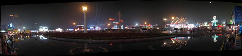 Dalian Beer Festival, 2007