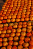 Persimmons drying in the sun