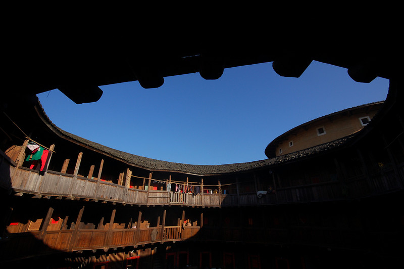 The Hechang Tulou
