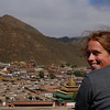 Emilie  and the Labrang Monastery