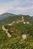 The Great Wall of China, Mutainyu section near Beijing, China.