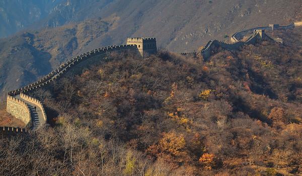 Great Wall at Fall