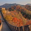 Mu Tian Yu Great Wall at fall