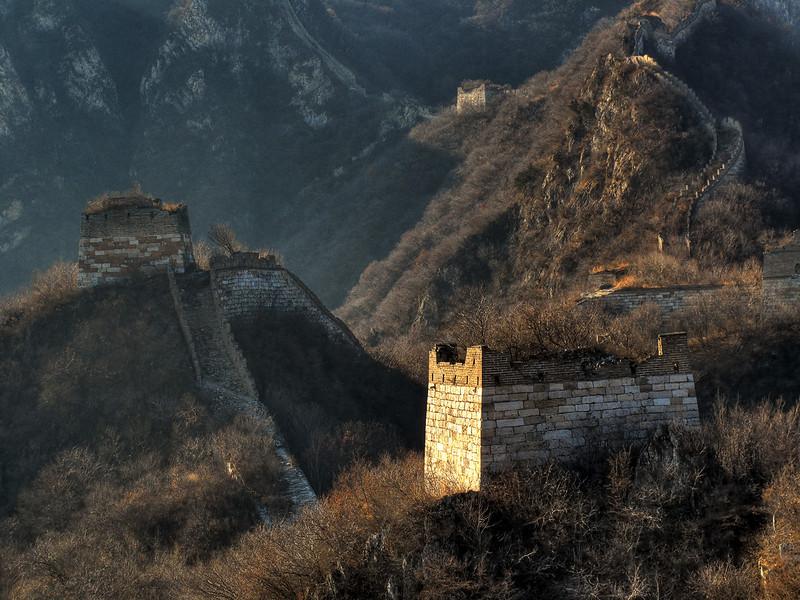 Jiankou Great Wall, China