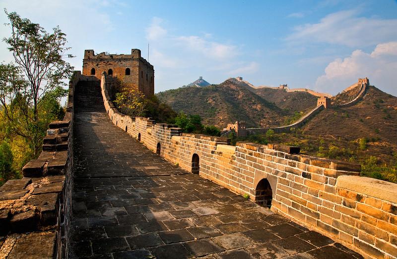 Si Ma Tai Great Wall