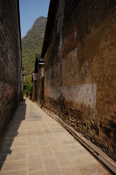 Alley of Xingping