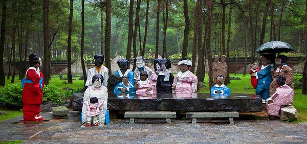 Yuzi Paradise Park-- Loving World Arena -- by Ju Ming, Taiwan