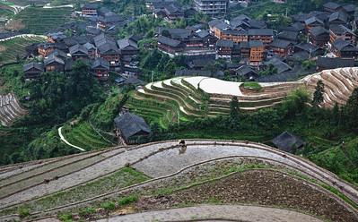 Ping An Village, Longji Terraced Fields