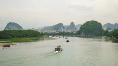 Lijiang River, Guilin, China
