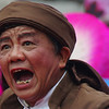 "Passionate / animated comrade communist Chinese performer - Guilin, China.  This is a travel photo from Guilin, China. <a href=""http://nomadicsamuel.com"">http://nomadicsamuel.com</a>"
