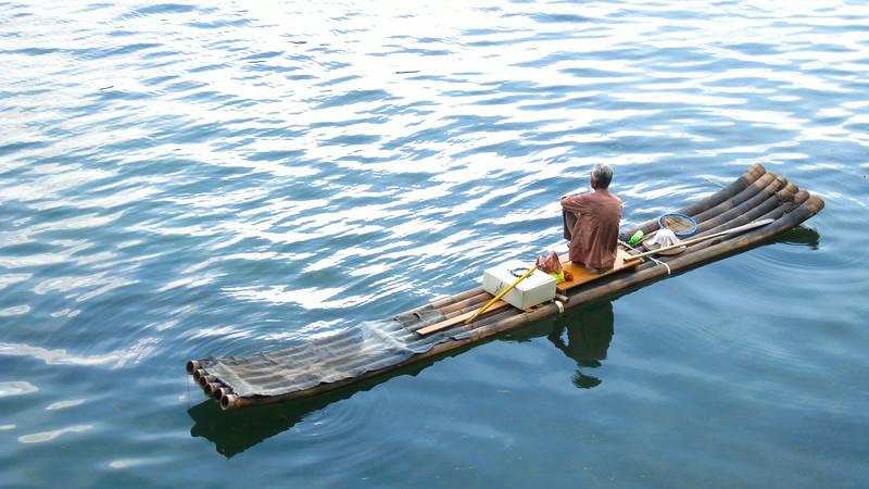 Fisherman--Guilin, China