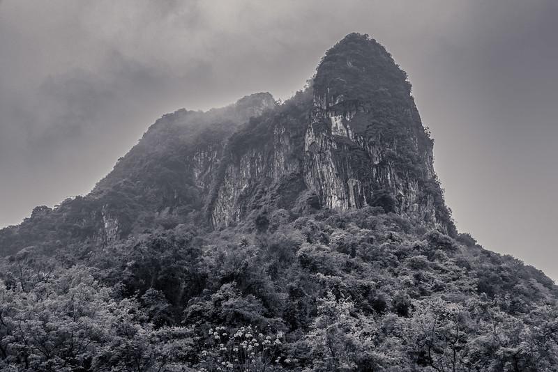 Karst Mountain
