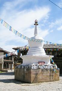 Chorten--Jiantang Town, China