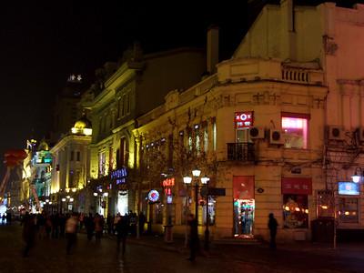 rue piétonne