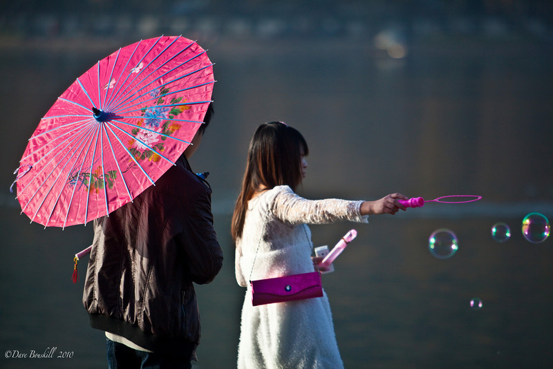 West Lake Hangzou China, Romance Capital