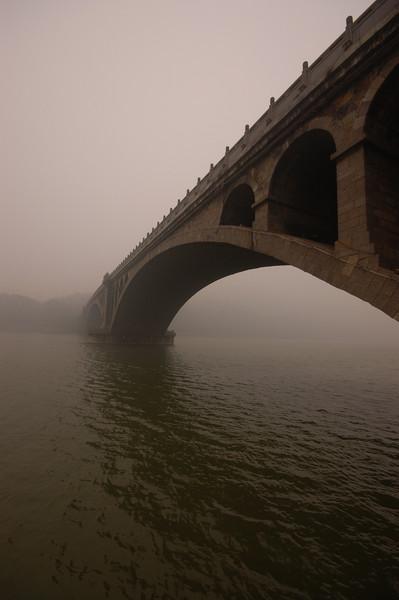Bridge over the Yi River