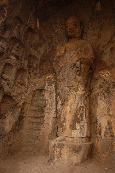 The Longmen Caves