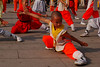 Shaolin Kung Fu demos for tourists
